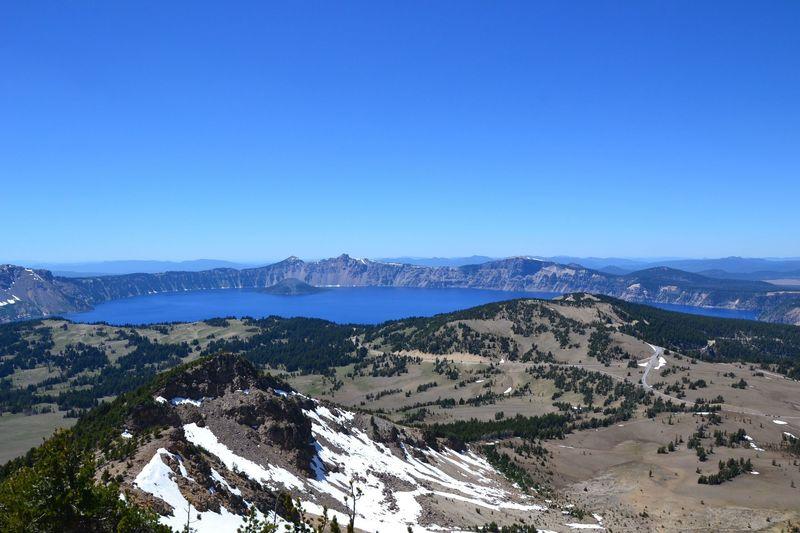 View from Mt. Scott
