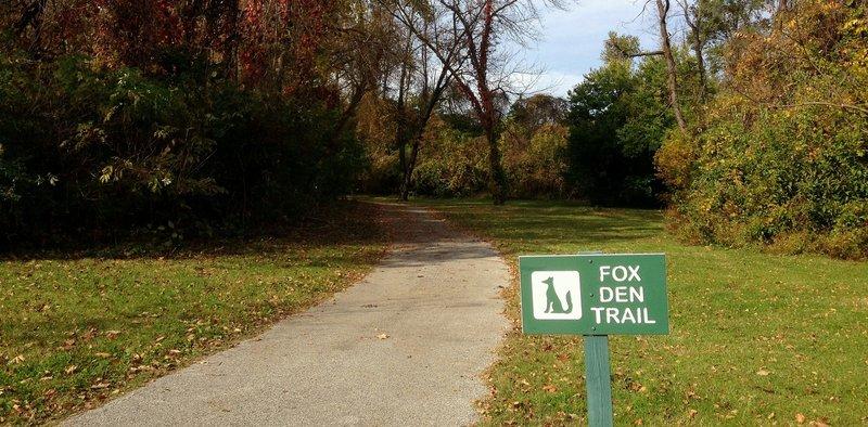 Fox Den Trail at Bella Fontaine