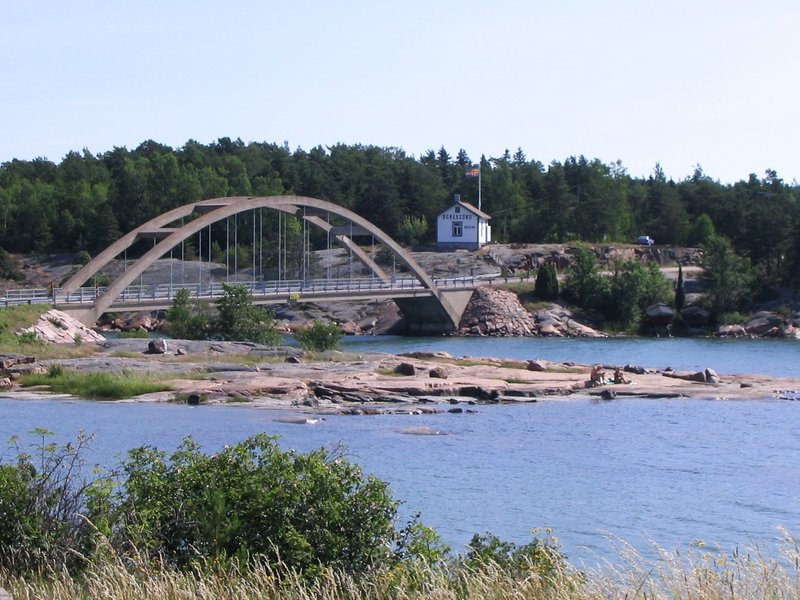 Bomarsund Bridge