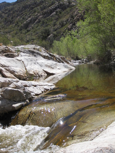 Romero Canyon Trail