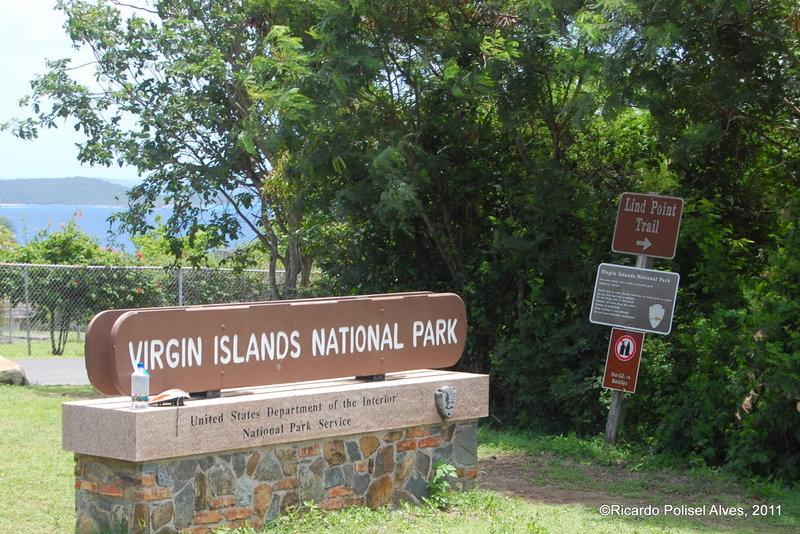 Virgin Islands National Park!
