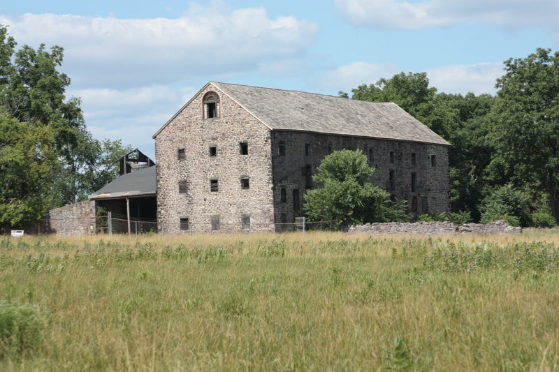 Walnut Hill Barn and Pawlings Farm.