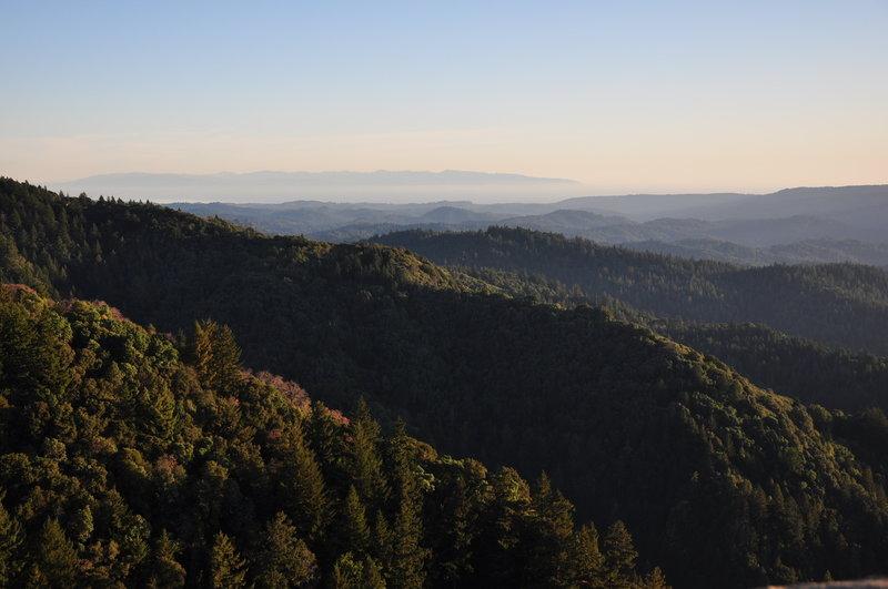 Castle Rock State Park,.