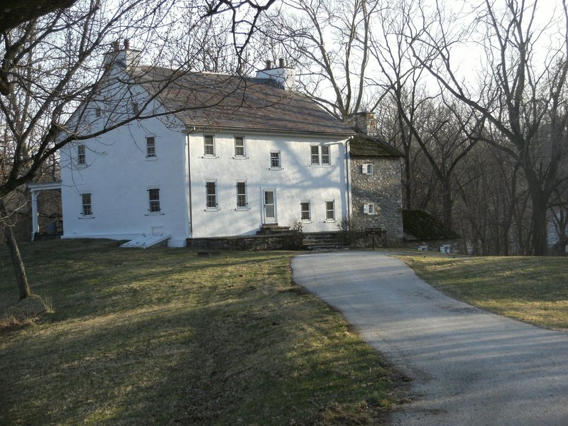 Knox's Quarters, Valley Forge National Historica Park