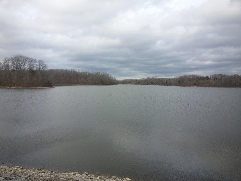 Bluecat Lake.