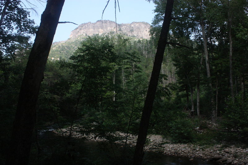 Linville Gorge.