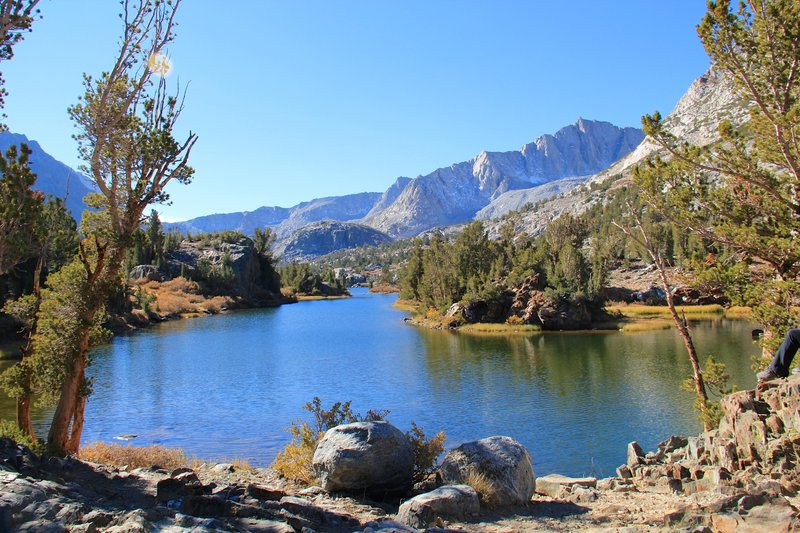 Long Lake, Juhn Muir Wilderness.