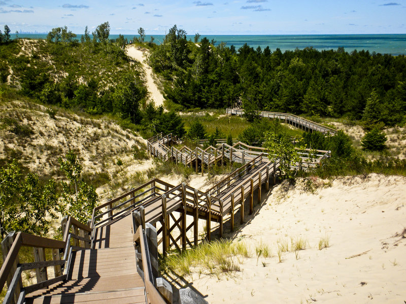 The Dune Succession Trail.