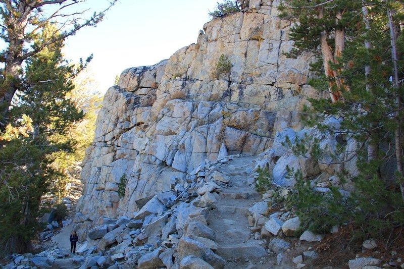 Stair-rocks