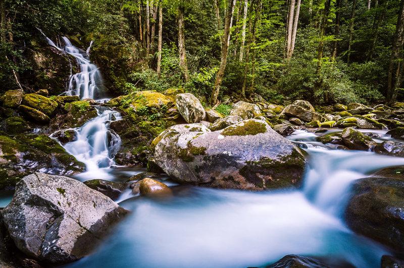 Mouse Creek Falls © Ryan Jones