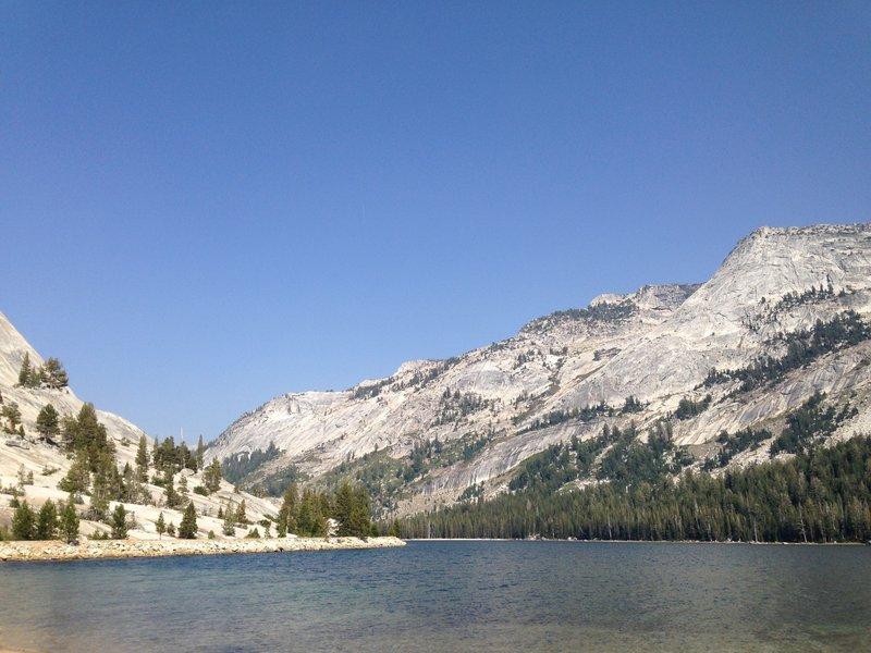 Beautiful Tenaya Lake!