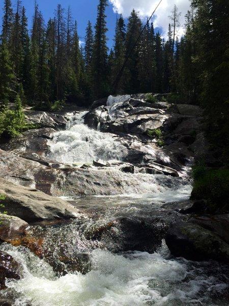 Granite Falls.