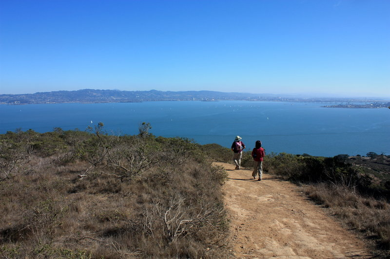 Angel Island Hike