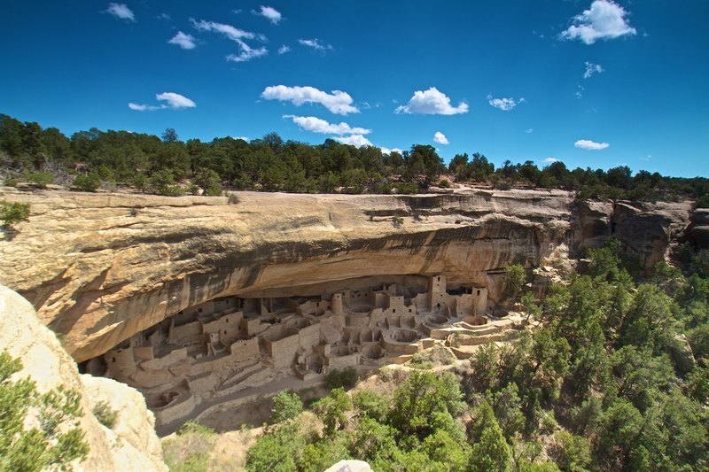 Cliff Palace.