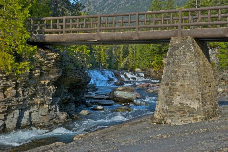 McDonald Creek Bridge