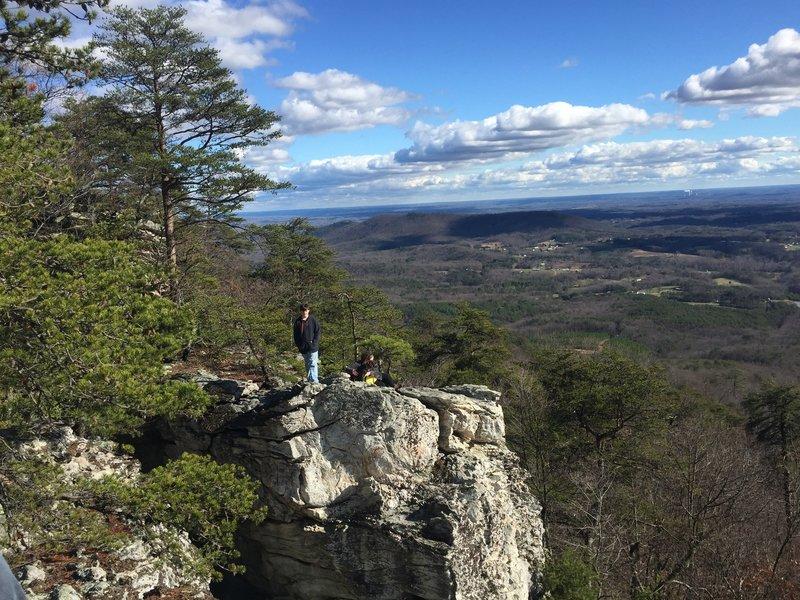 Wolf Rock Overlook