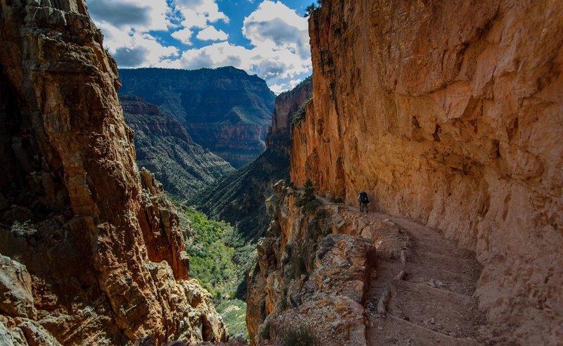 Grand Canyon Hike Rim 2Rim 2015