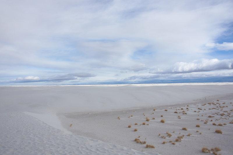 Dunes.