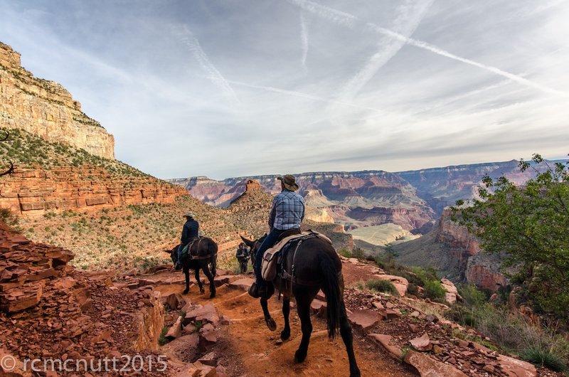 Bright Angle Trail- South Rim
