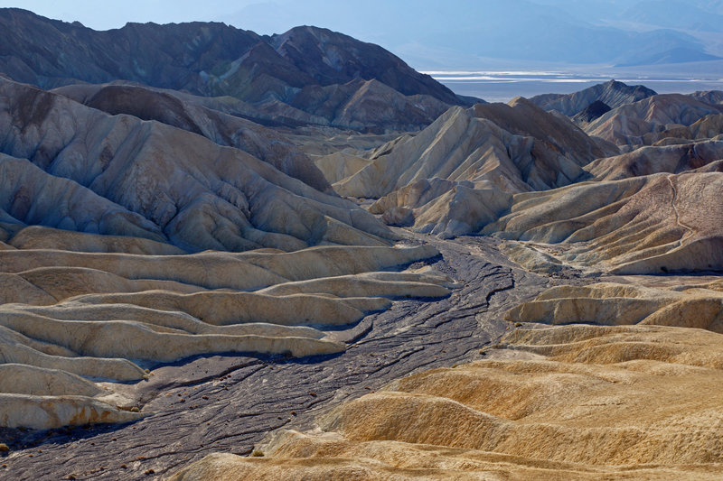 Amazing views! Death Valley - Zabriskie Point.