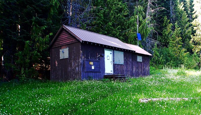 The Low Divide Ranger Station