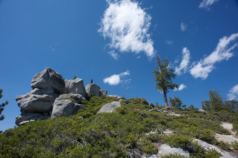 Boulders with outstanding views!