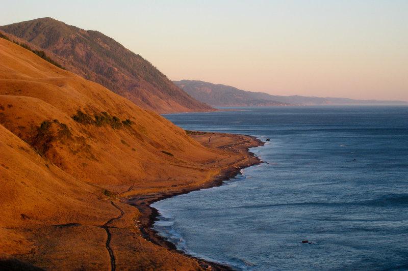 The Lost Coast.