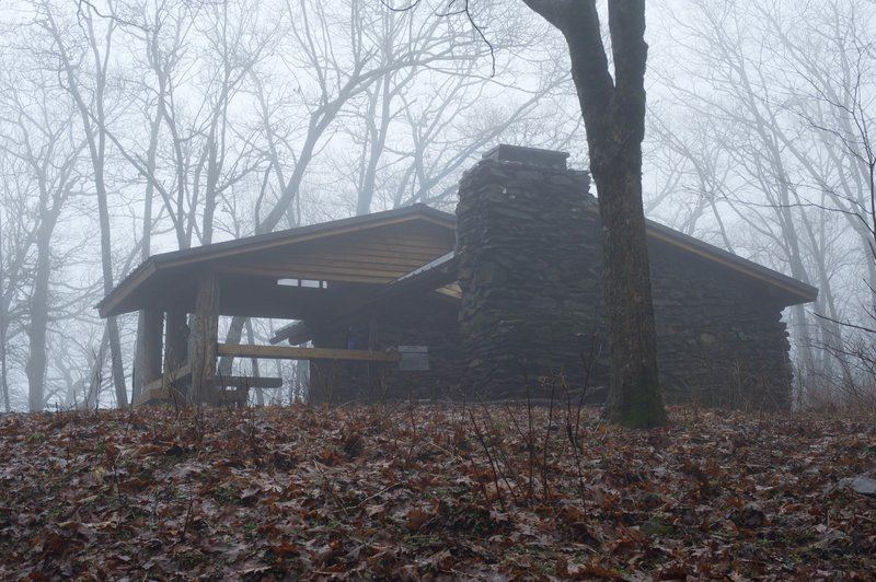 Russell Field Shelter.