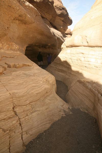 Mosaic Canyon.