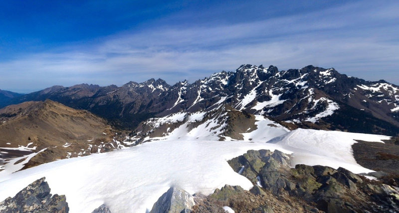 Constance Pass view from an old pano.