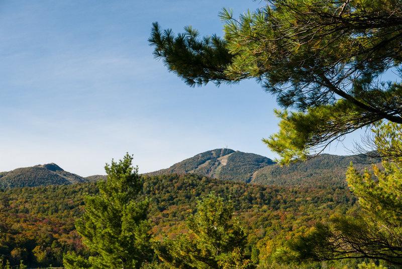 Orford Mountain.