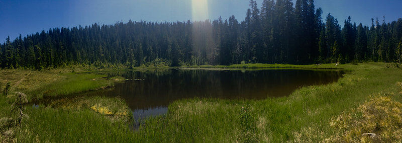 Three Lakes.
