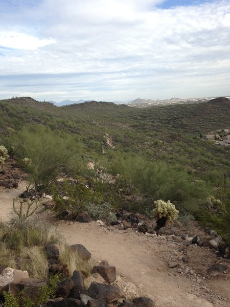 Hiking Trails near Deem Hills Recreation Area on