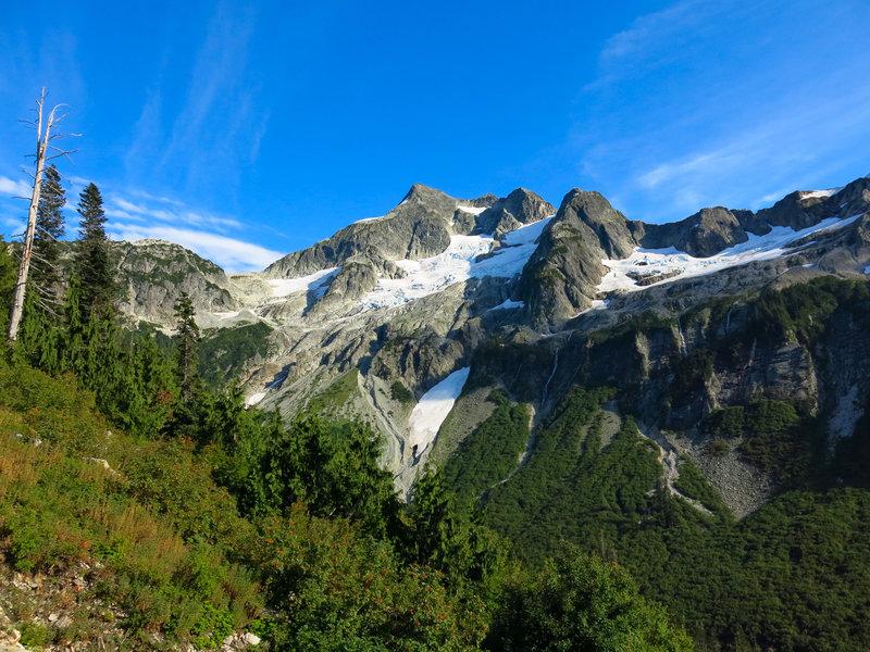 Views galore on Brush Creek Trail.