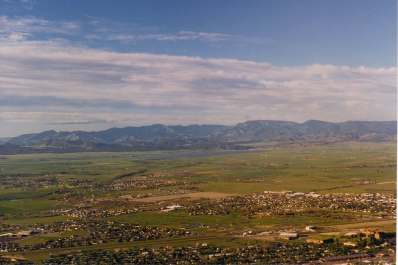 The views from Mt. Helena are a wonderful reward for your hard work!