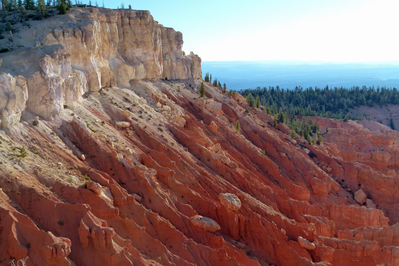 Rainbow Point in Bryce Canyon.
