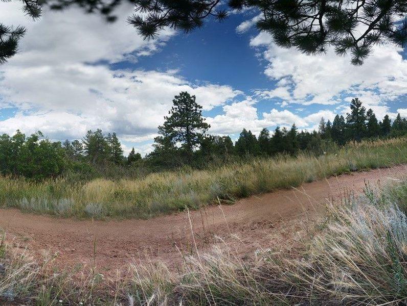 Scenic trail.
