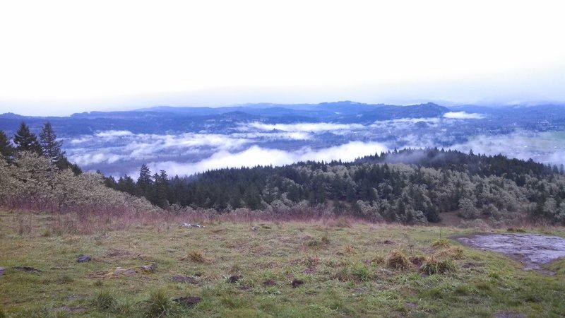 Mt. Pisgah.