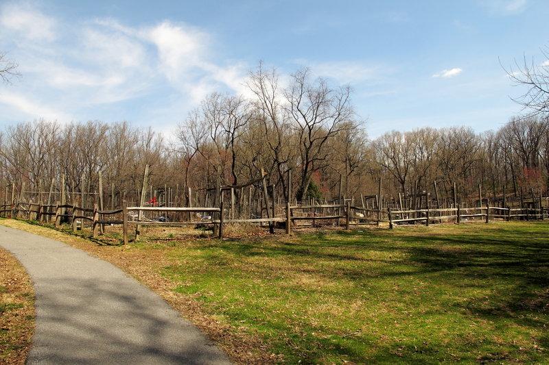 Rock Creek Park Community Gardens.