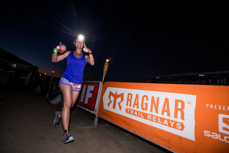 Nothing but a good time at a Ragnar Trail Relay!