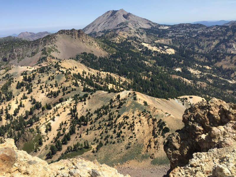 Brokeoff Mountain.