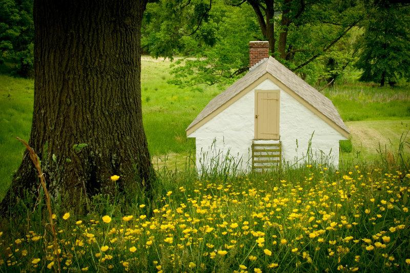 Valley Forge: Varnum's Springhouse.