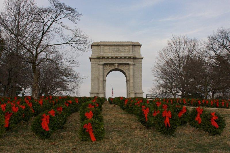 National Memorial Arch.