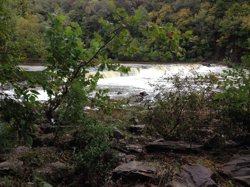 Perkiomen Creek.