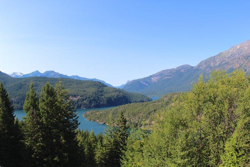 Ross Lake.