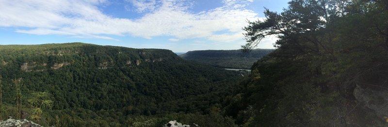 Lawson Rock Overlook.