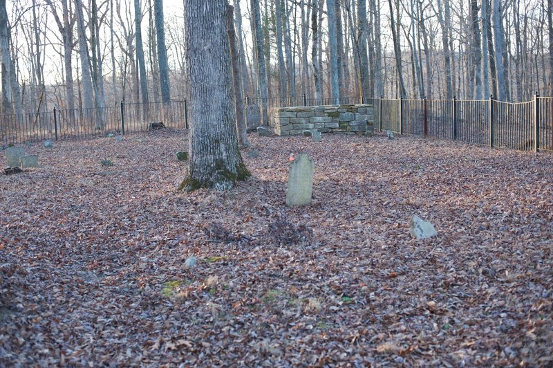 Old Guides Cemetery.