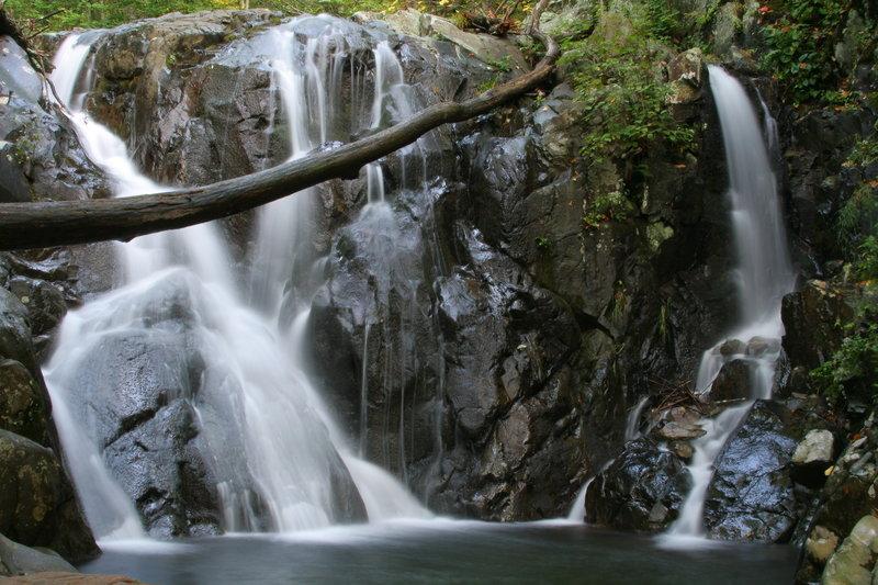 Upper Rose River Falls.