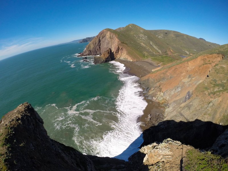 Tennessee Valley from above.