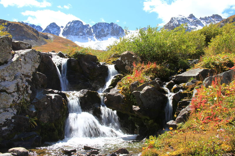 American Basin cascades. with permission from dreamer 200